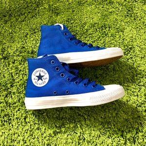 Converse Shoes - NWOB Converse Chuck Taylor 2 Hi Top Sodalite Blue 3fe07ebd8